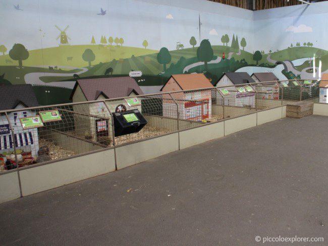 Little Hoppington Small Animal Village Bockett Farm Park