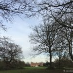 Winter Walk at National Trust: Osterley Park & House