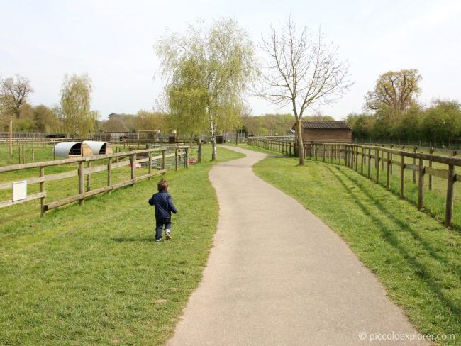 Odds Farm Park, High Wycombe