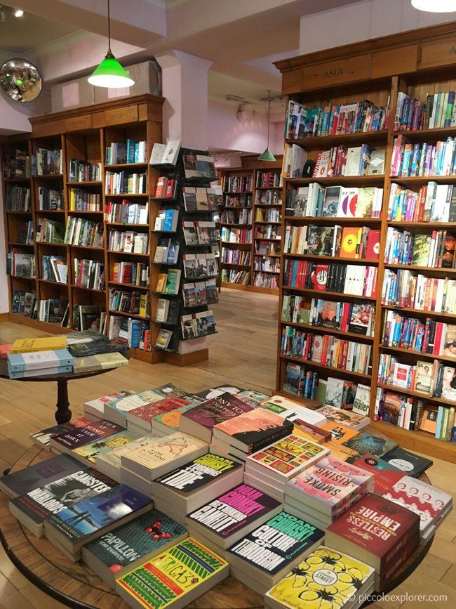 Daunts Books Holland Park London