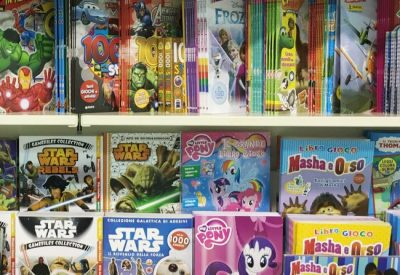 Activity Books for Toddlers