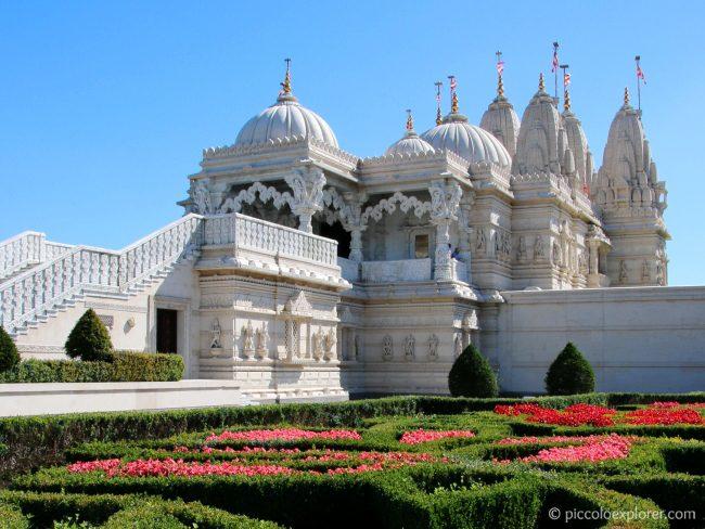 BAPS Shri Swaminarayan Mandir, Neasden London