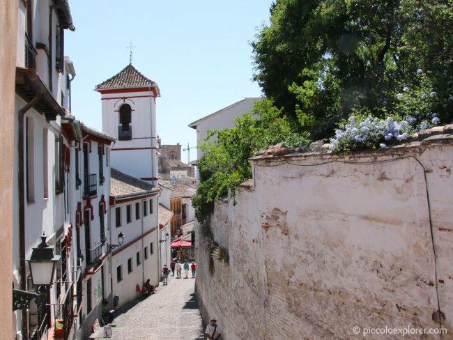 City view apartment, Palacio Conde de Cabra, Granada