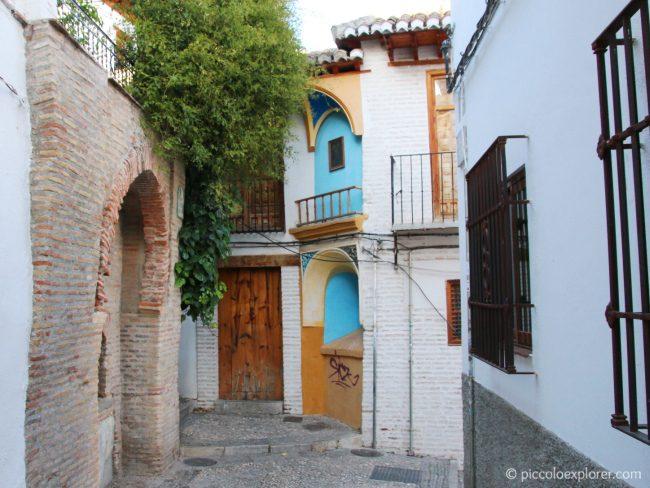 Albayzin, Granada
