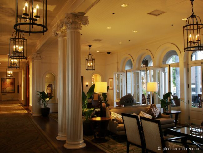 Hotel Review - Moana Surfrider, Waikiki HI