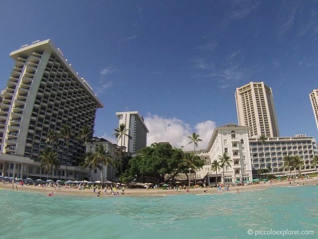 Hotel Review - Moana Surfrider, Waikiki, Hawaii