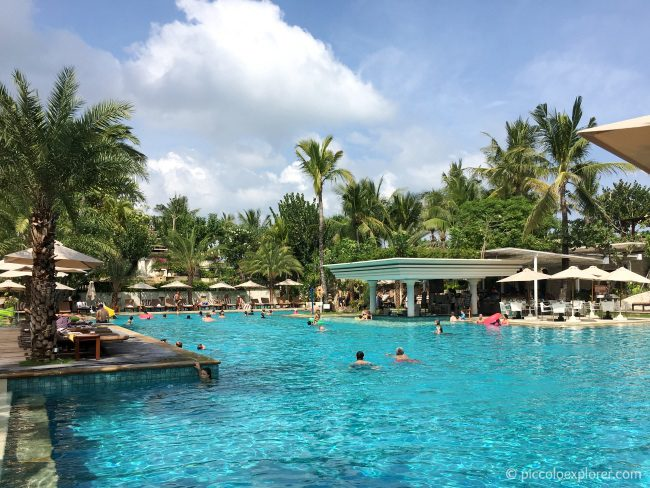 Main Swimming Pool, Padma Resort Legian, Bali