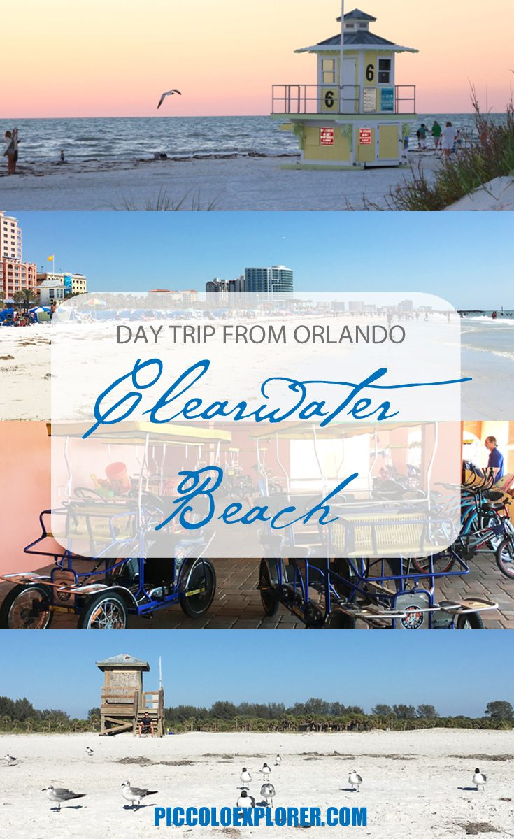 Day Trip from Orlando: Clearwater Beach, Florida