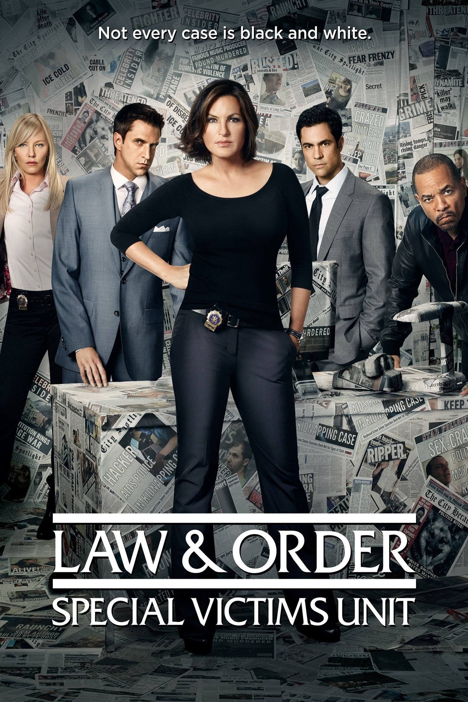 Law Order Special Victims Unit Tv Show Poster Id 102776 Image Abyss