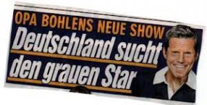 Bild Bohlen Grauer Star