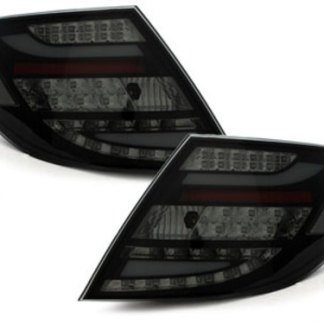 stopuri led lightbar mercedes w204