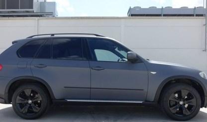 Praguri Trepte Laterale BMW X5 E70 2007 - 2013