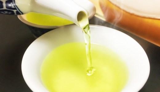 緑茶の種類と美味しい入れ方とは?種類に応じて温度を変えておいしく飲もう!