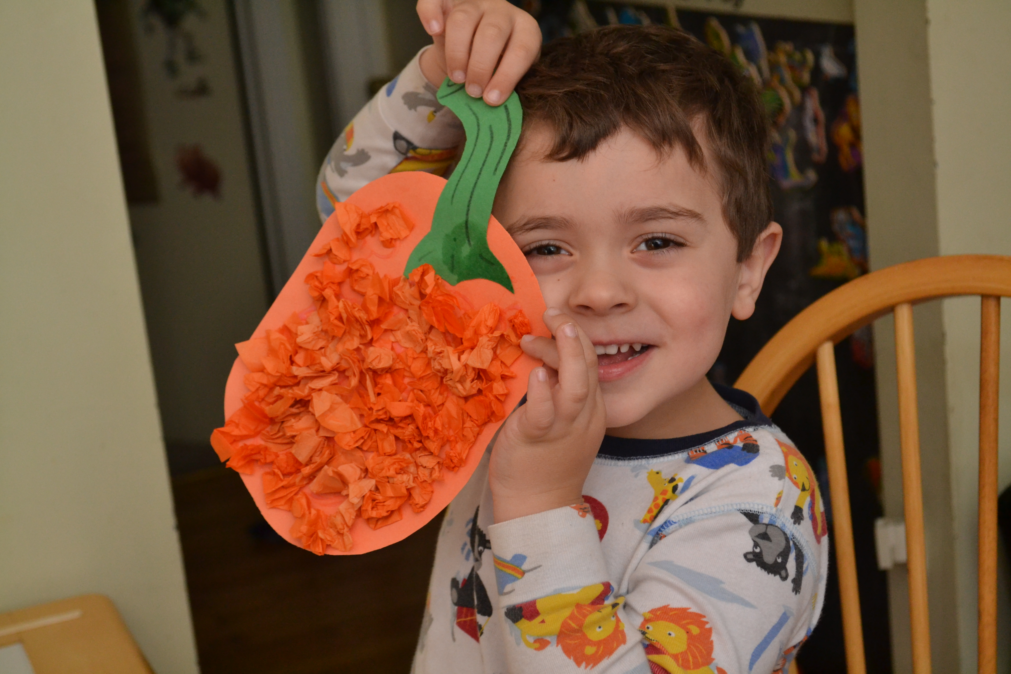 Fall Preschool Craft Ideas And Letters D Amp E