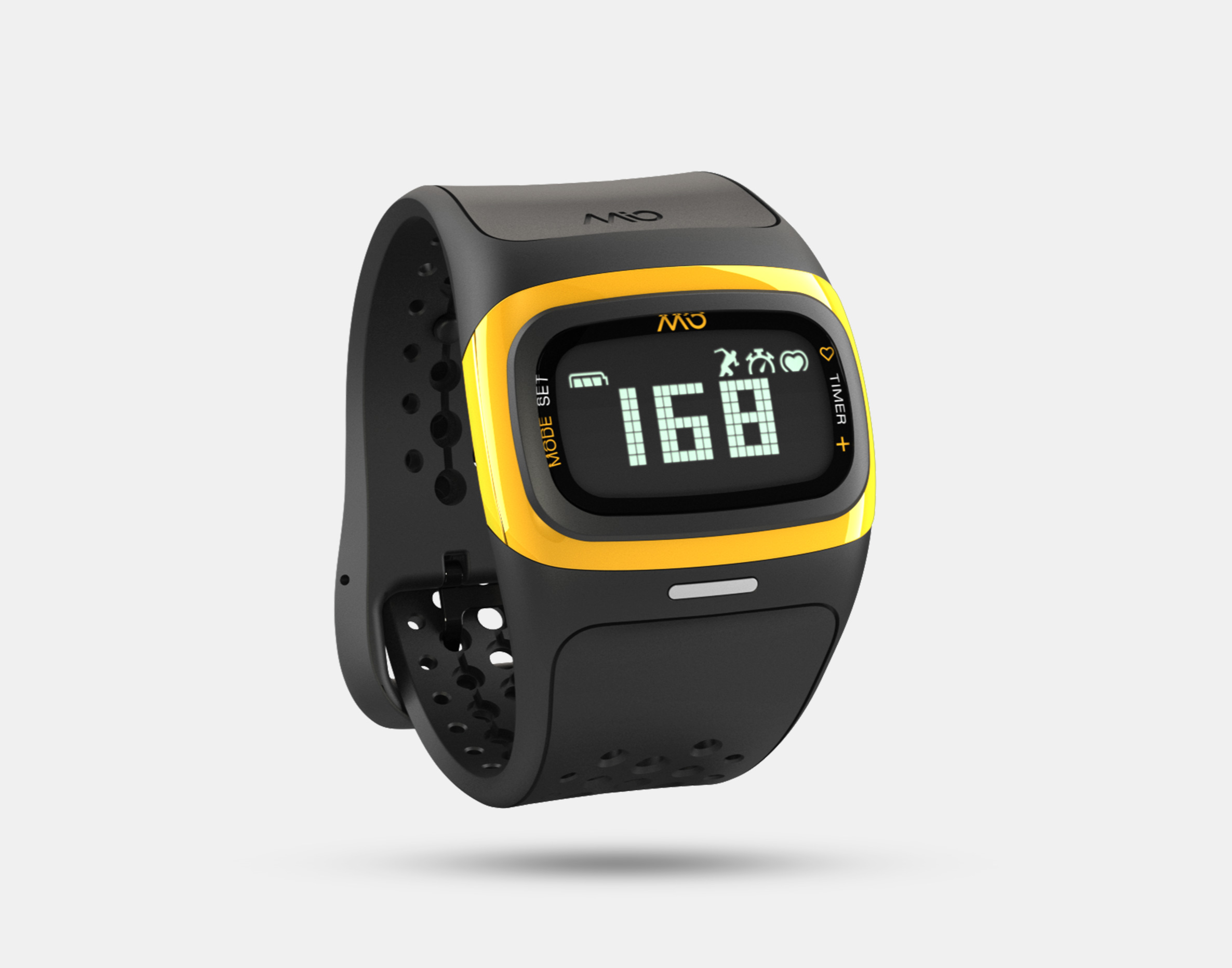 Activity Trackers: Mio Alpha 2 – Mio's second-gen heart rate tracker