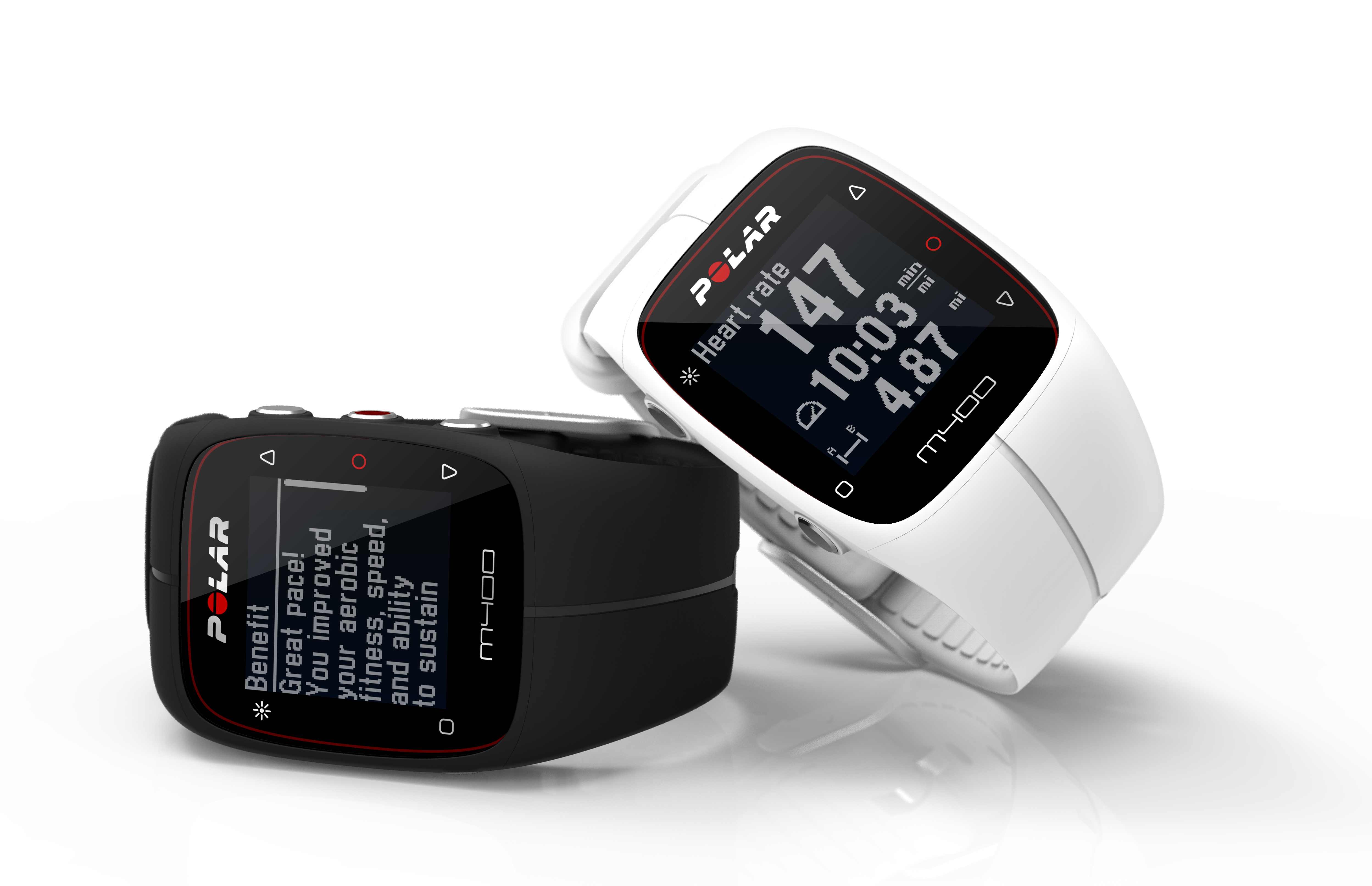 Activity Trackers: Polar M400 running watch review