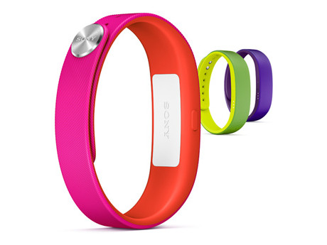 Activity Trackers: Sony SmartBand – a fitness tracker that goes beyond fitness