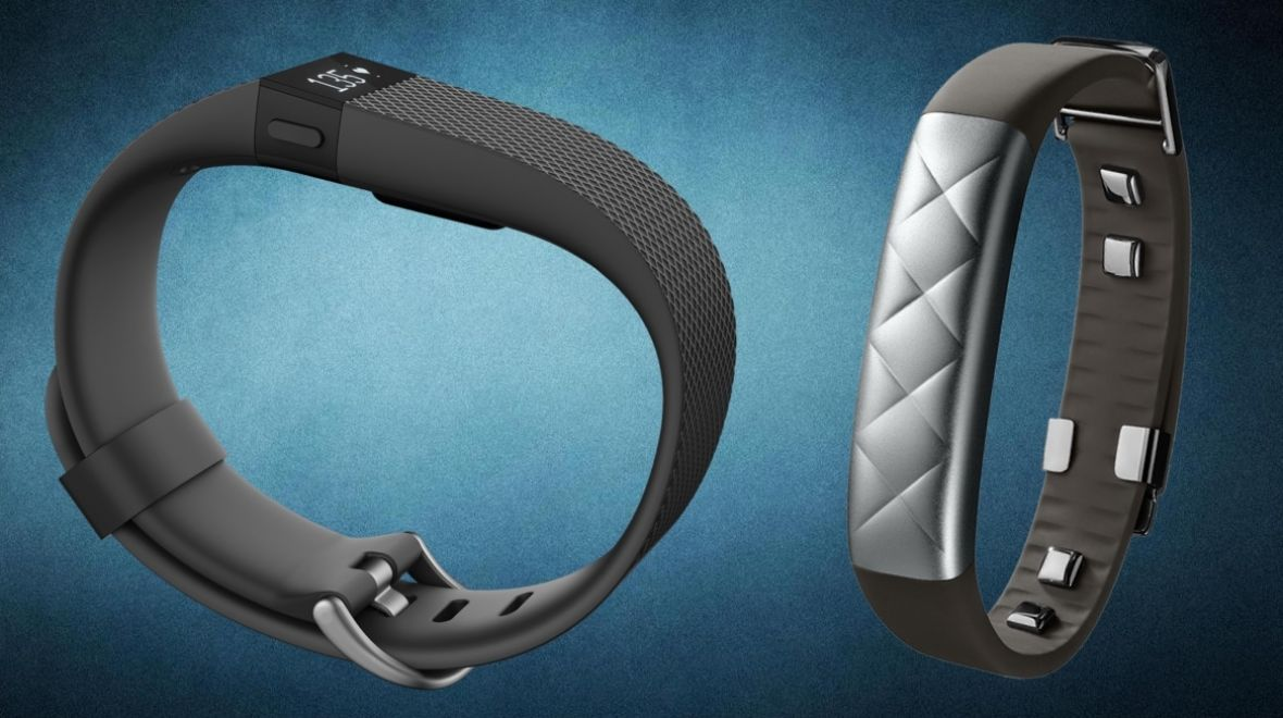 Activity Trackers Review: Jawbone UP3 vs Fitbit Charge HR – The best activity wearable for 2015