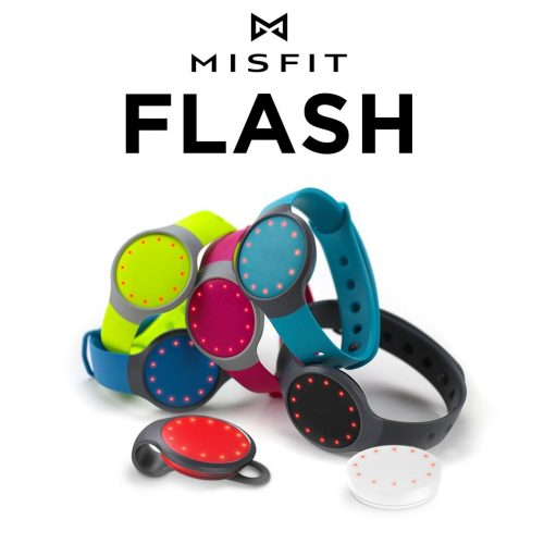 Misfit Flash - Fitness and Sleep Monitor (Black)