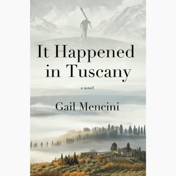 Book Cover of a novel by Gail Mencini