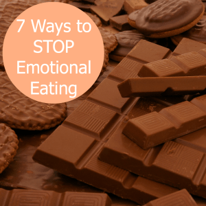 7 Ways to Stop Emotional Eating