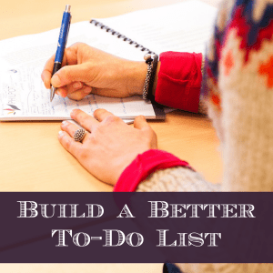 Want To Be More Productive? Try Rearranging Your To-Do List