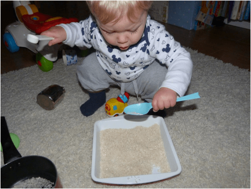 Indoor Sensory Play