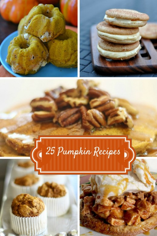 25 Seriously Delicious Pumpkin Recipes