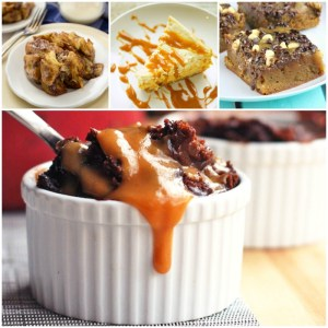25 Mouthwatering Crockpot Desserts