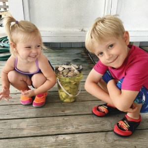The Life-Changing Parenting Lesson I Learned From a Bucket of Seashells