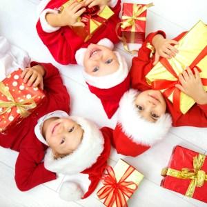 16 Sanity-Saving Tips for Celebrating Christmas With Little Kids