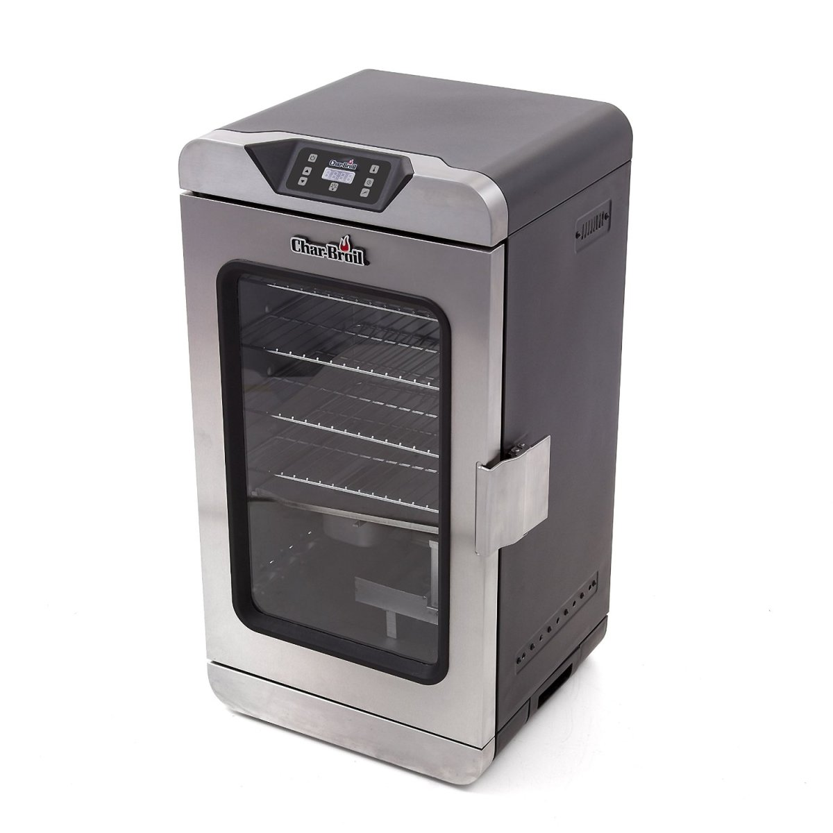 Top 3 Electric Smoker with Glass Door