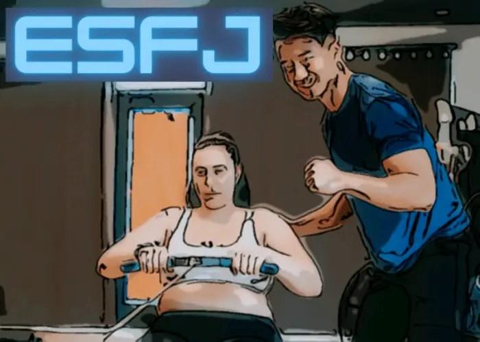 The ESFJ