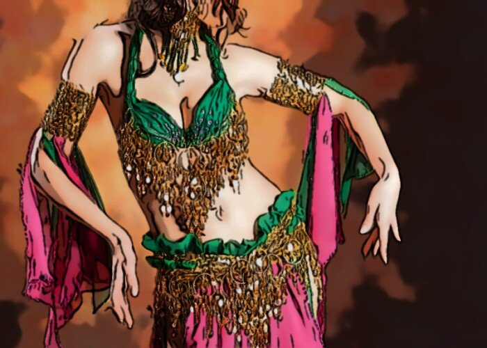 What Are The Origins of Belly Dancing? Can You Teach Yourself to Belly Dance?