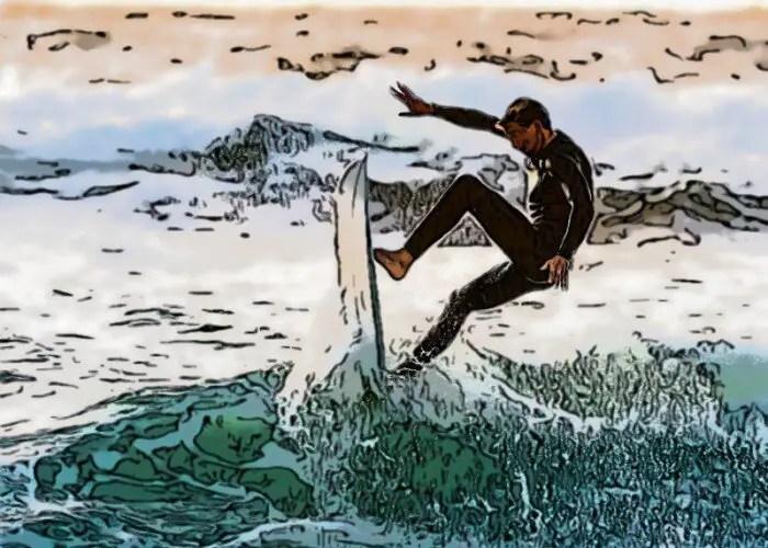 Surf as a hobby