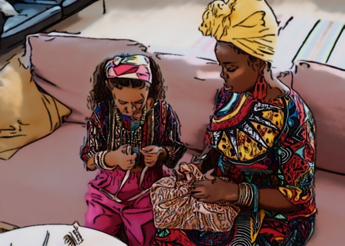 Craft-Making Helps to Improve Visual Learning and Memory.