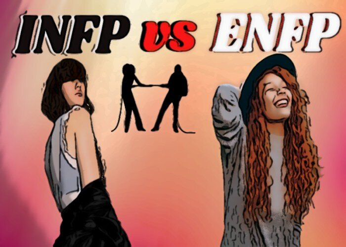 Differences Between ENFPs And INFPs.