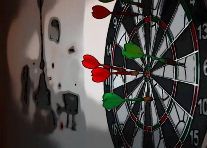 Darts as a hobby