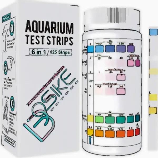 Aquarium Test Strips