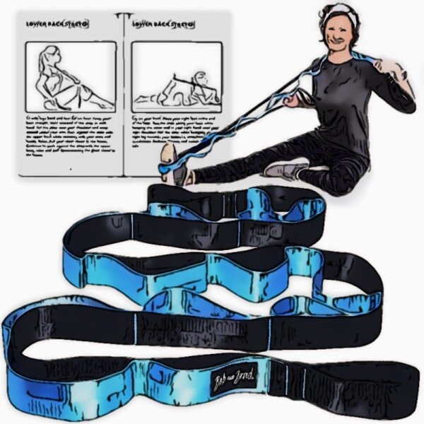 Stretch Strap with Loops