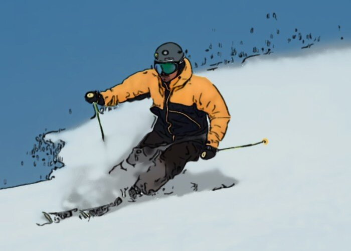 How Skiing Works?