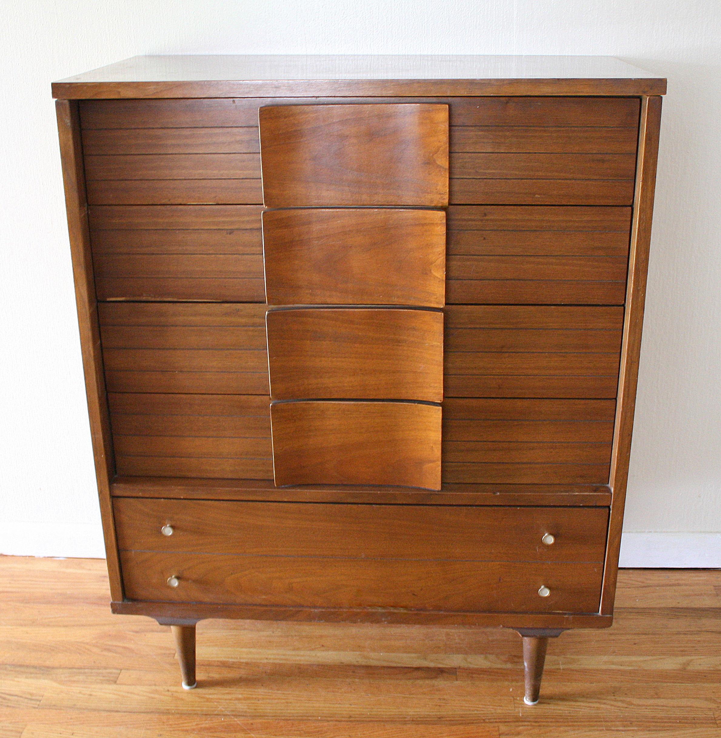 DIY Woodworking Plans Tall Dresser Wooden PDF Benchwright