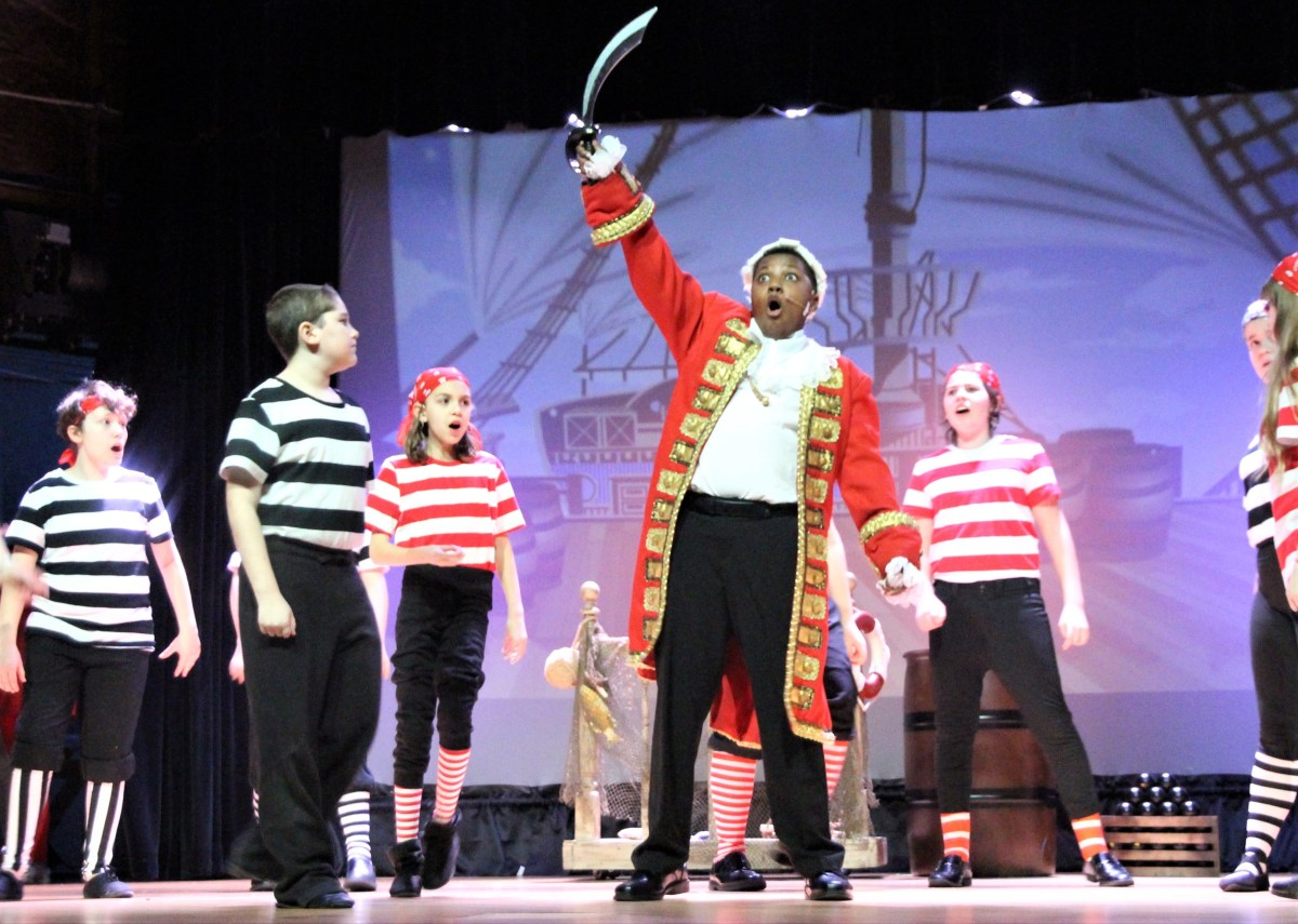 Pirates Past Noon at Wigwam Theater