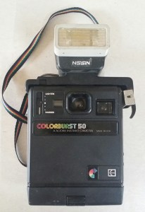 Kodak Colorburst 50 front