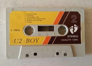 U2 Boy side b
