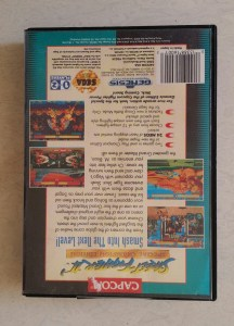 street fighter 2 box back