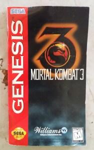 mortal kombat 3 manual