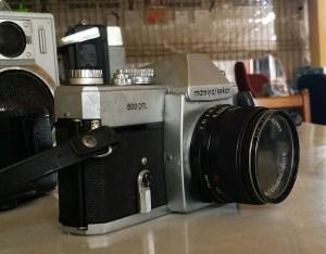 mamiya sekor camera normal lens
