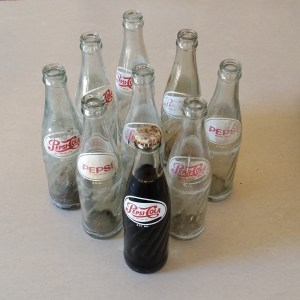 vintage-pepsi-cola-bottles-group-4