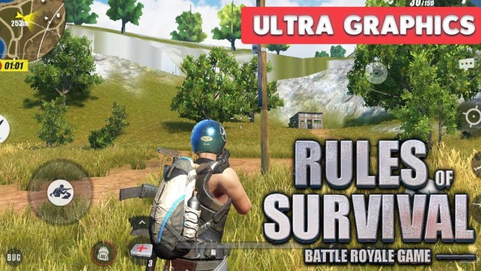 5 BEST BATTLE ROYALE GAMES OF 2020 FOR ANDROID MOBILES